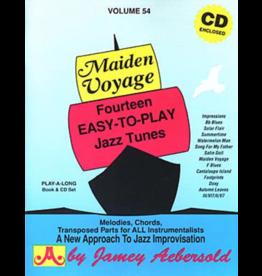 Jamey Aebersold Jazz Inc. Maiden Voyage Volume 54