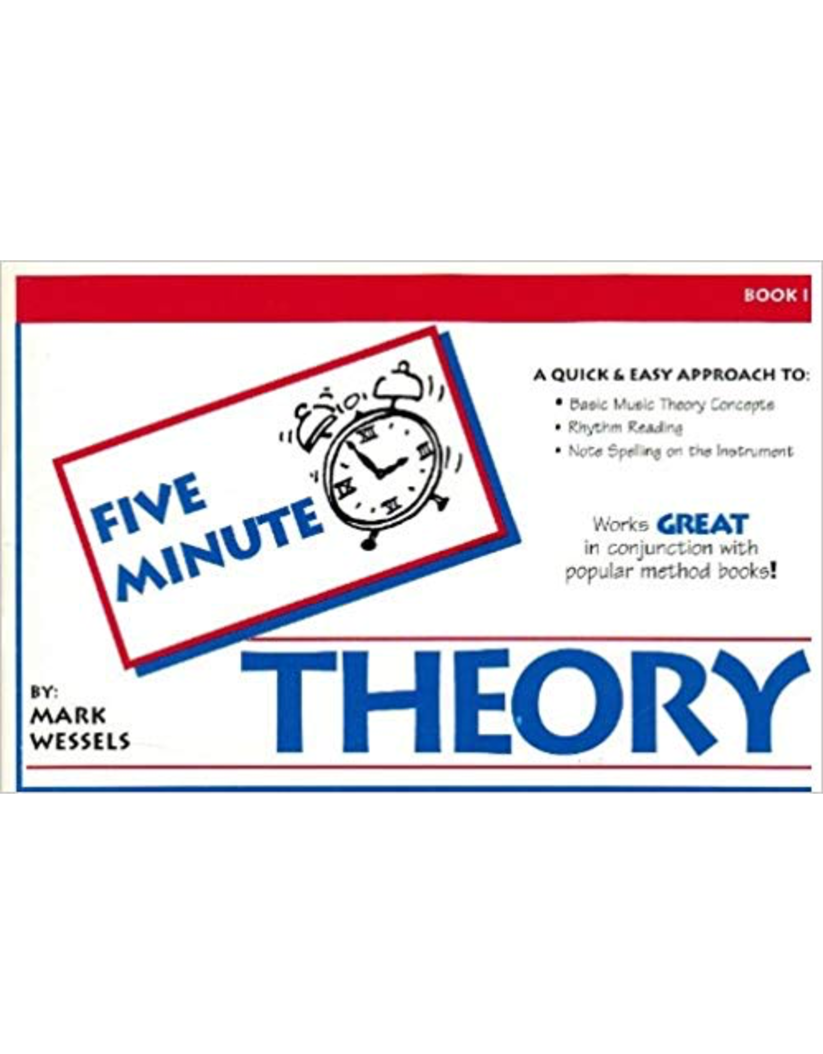 Mark Wessels Publications Five Minute Theory for Bassoon by Mark Wessels