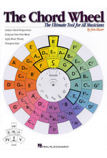 Hal Leonard Chord Wheel by Jim Fleser