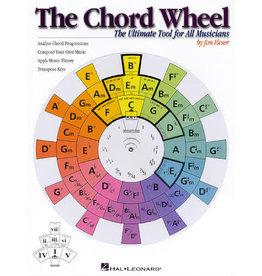 Hal Leonard Chord Wheel by Jim Fleser
