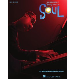 Hal Leonard Soul - Music from and Inspired by the Disney/Pixar Motion Picture PVG