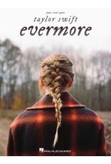 Hal Leonard Evermore - Taylor Swift PVG