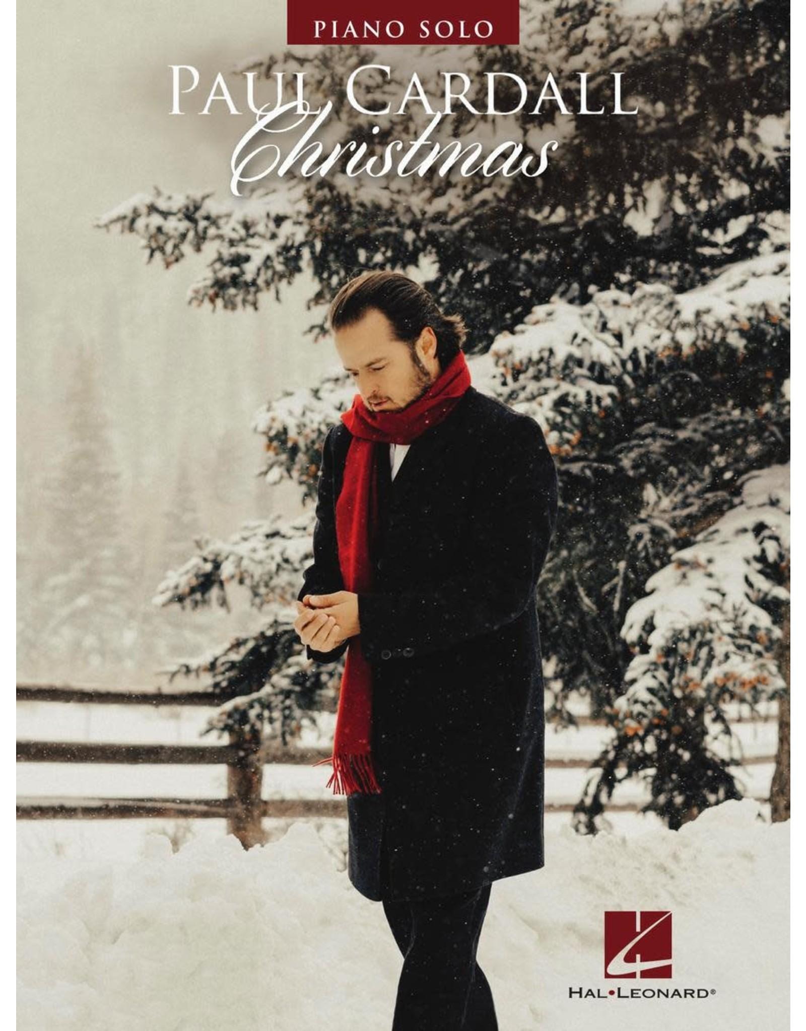 Hal Leonard Paul Cardall Christmas - Piano Solo