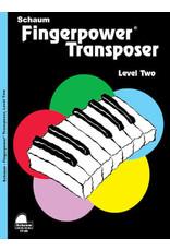 Hal Leonard Schaum Fingerpower Transposer Level 2