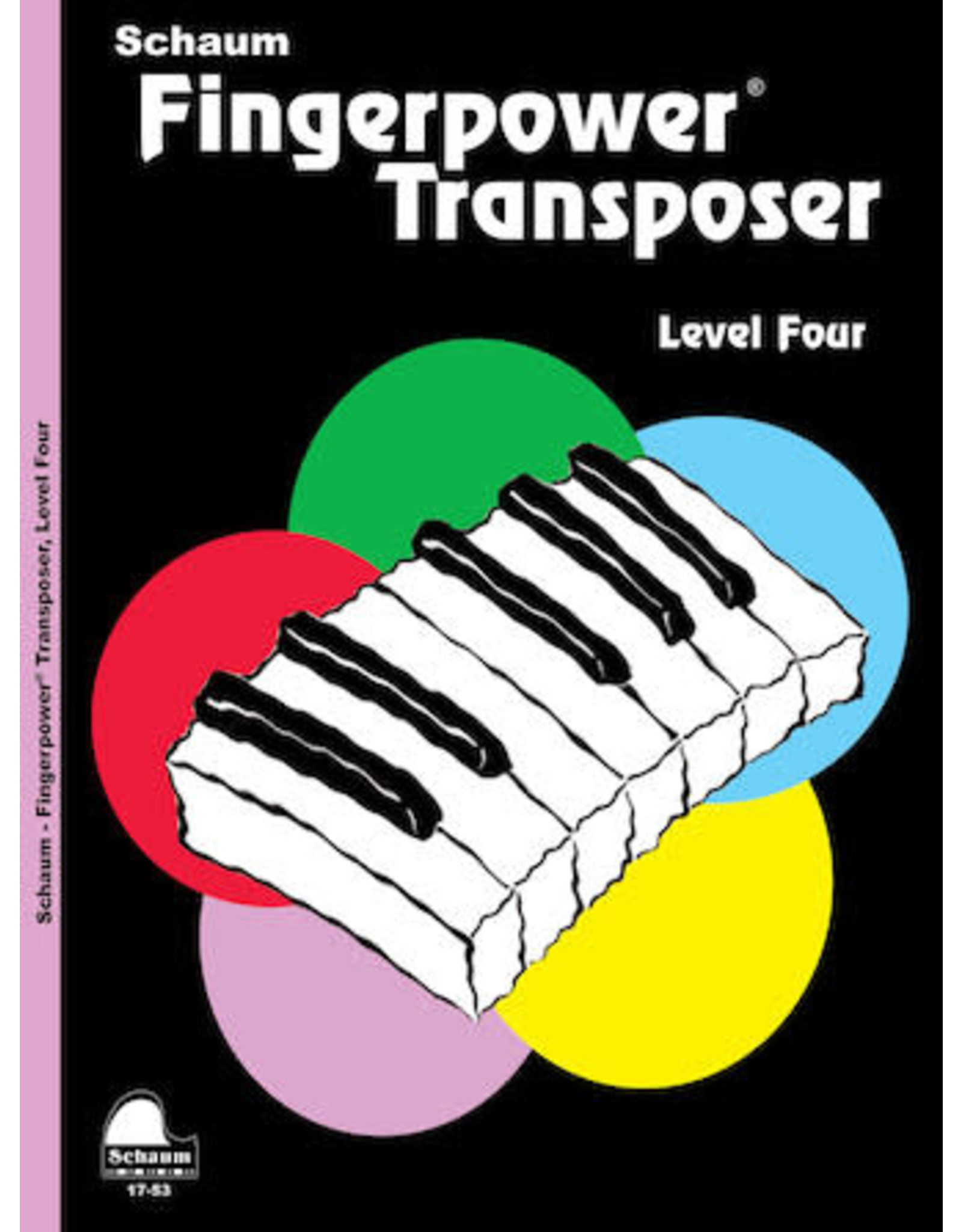 Hal Leonard Schaum Fingerpower Transposer Level 4