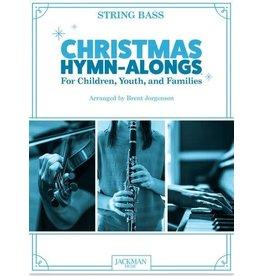 Jackman Music Christmas Hymn-Alongs - arr. Brent Jorgensen - String Bass