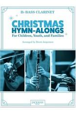Jackman Music Christmas Hymn-Alongs - arr. Brent Jorgensen - Bass Clarinet