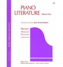 Kjos Bastien Piano Literature Volume 1
