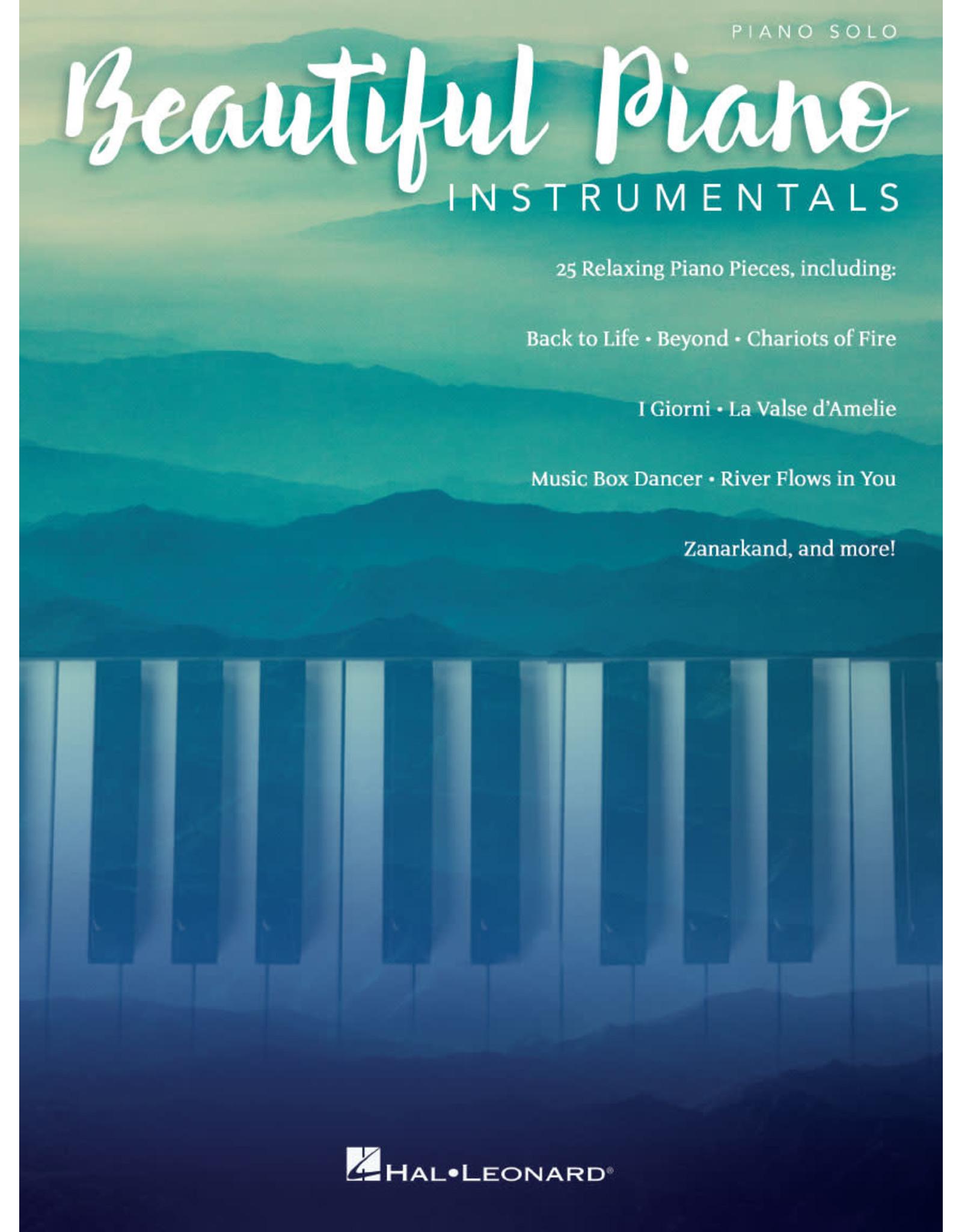 Hal Leonard Beautiful Piano Instrumentals - PIano Solo