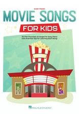 Hal Leonard Movie Songs for Kids - Easy Piano