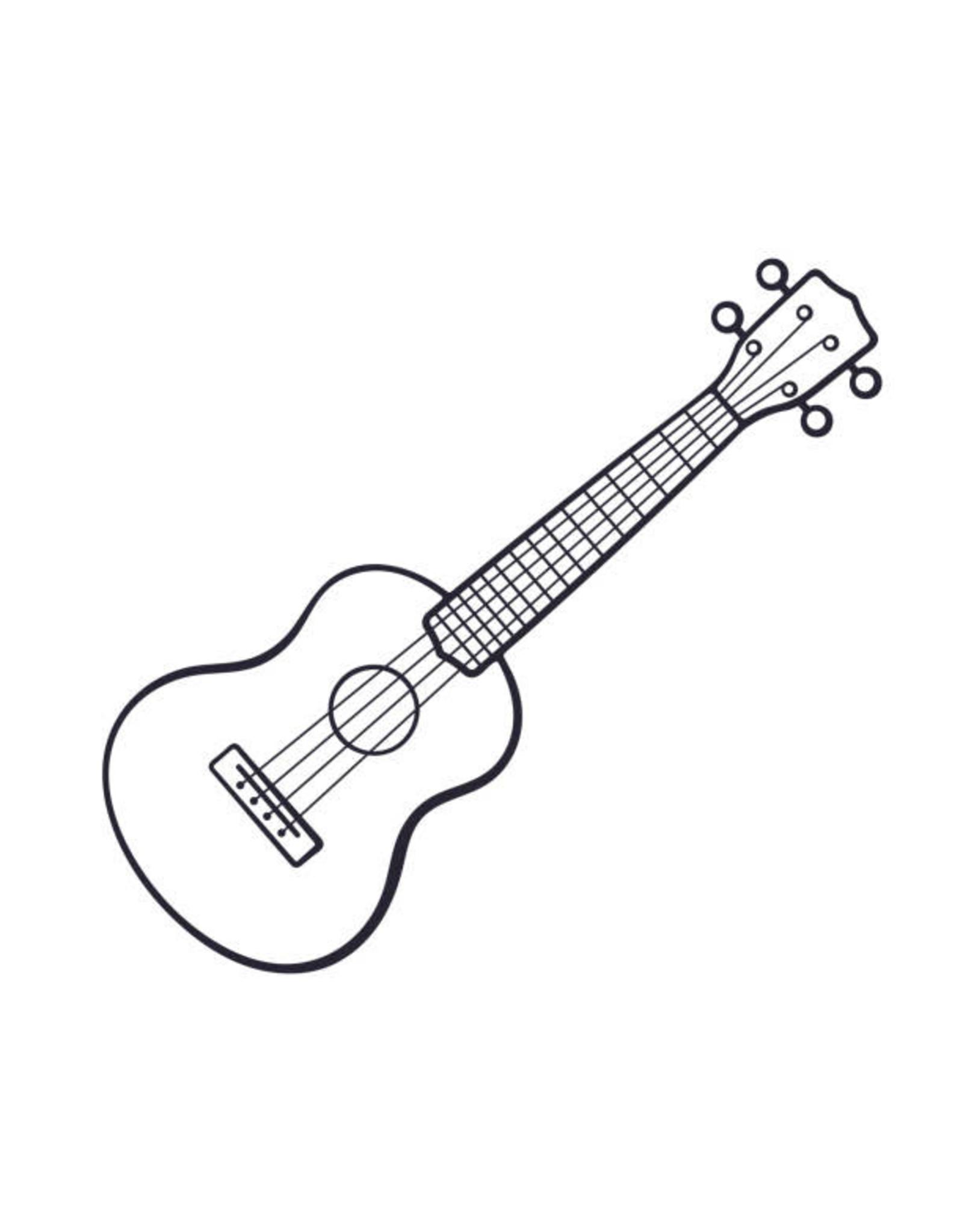 Bountiful Music Ukulele II A - Summer Ukulele Group Class June 21 - July 2 (MWF) 11:00AM-11:50AM - without Book