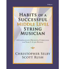 GIA Publications Habits of a Successful Middle Level String Musician - Viola