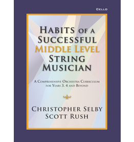 GIA Publications Habits of a Successful Middle Level String Musician - Cello