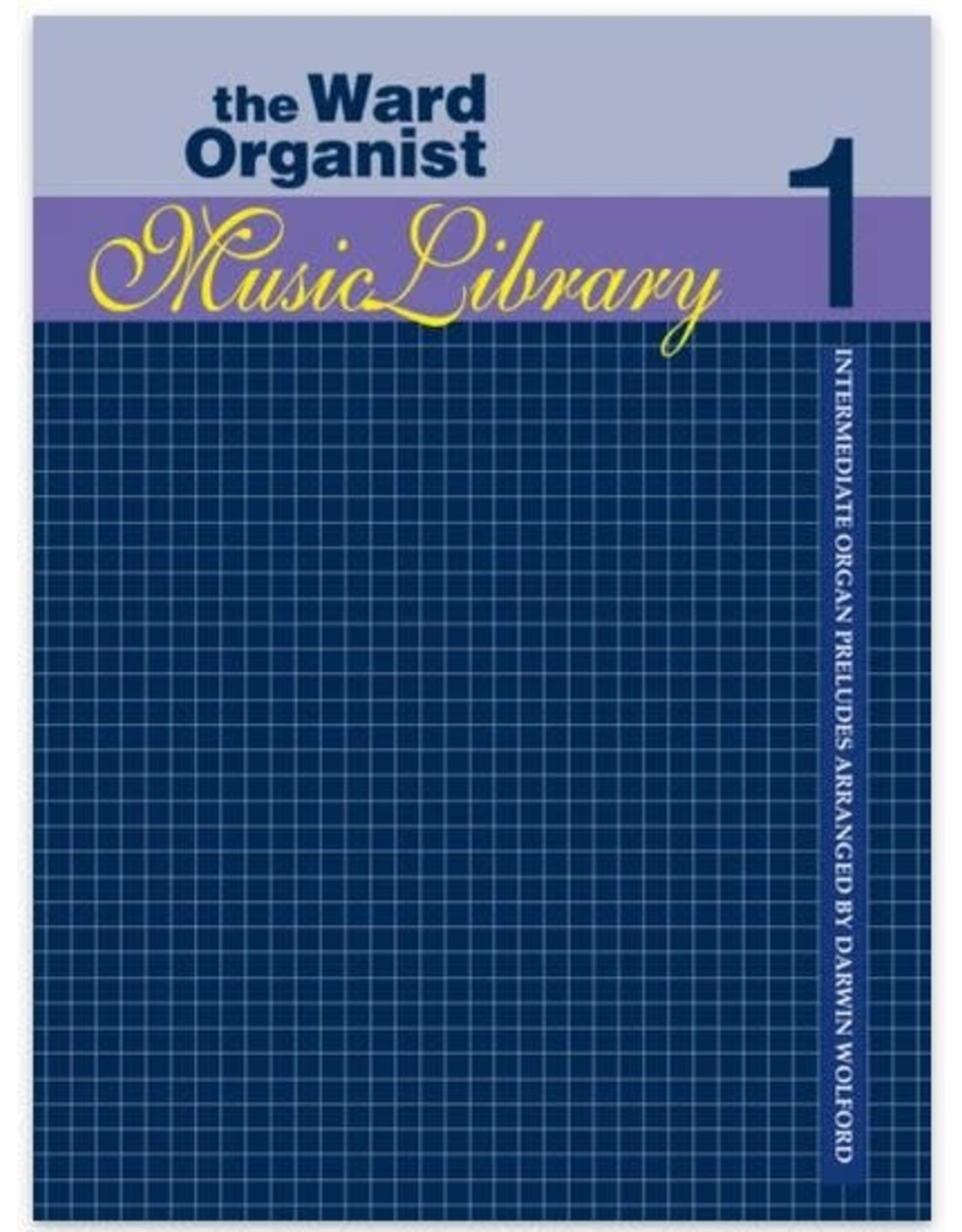 Jackman Music Ward Organist Music Library Volume 1