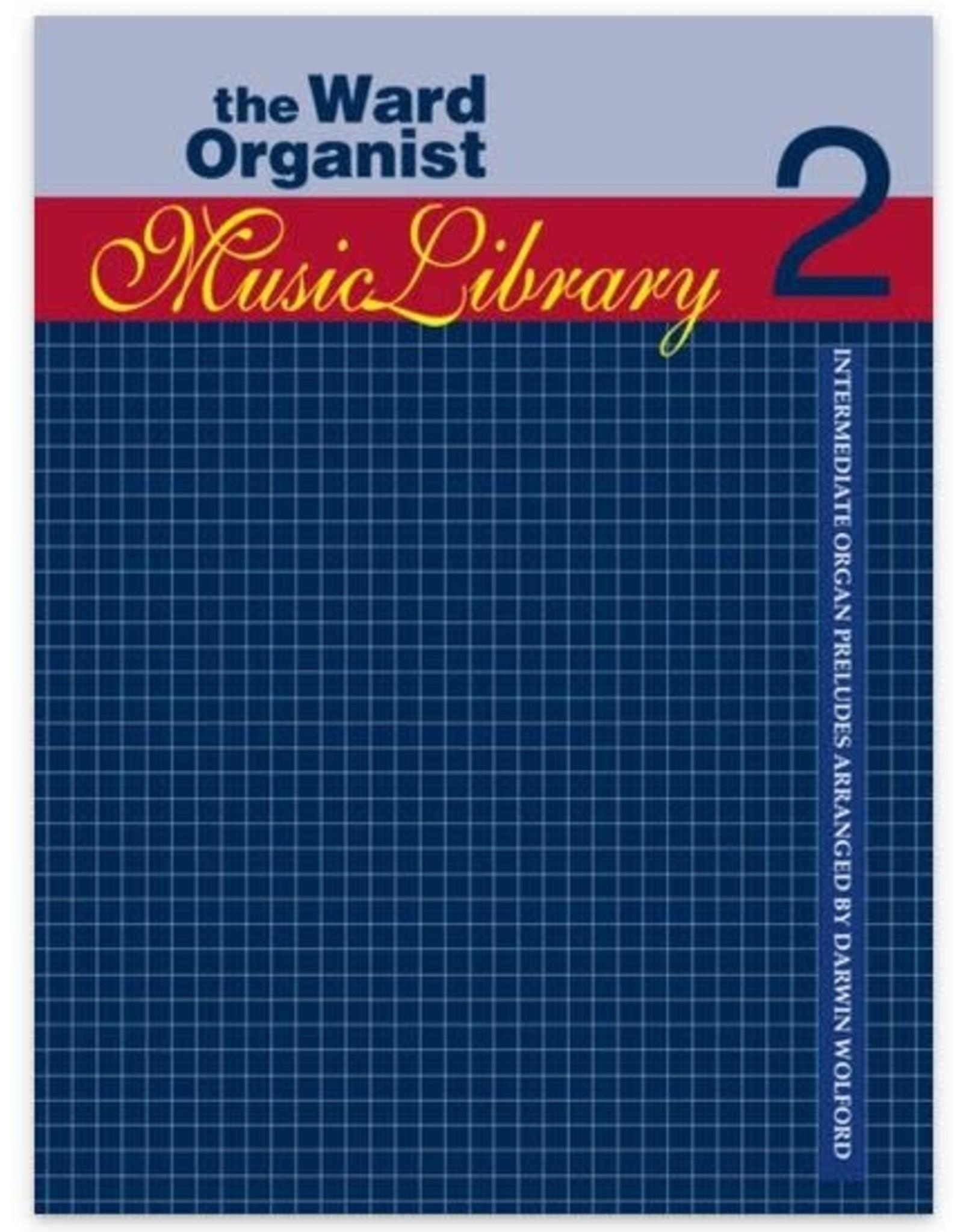Jackman Music Ward Organist Music Library Volume 2