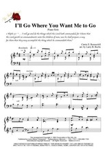 Larice Music Testimony of Faith Volume 1 for Piano arr. Larry Beebe