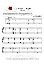 Larice Music Testimony of Faith Volume 3 for Piano arr. Larry Beebe