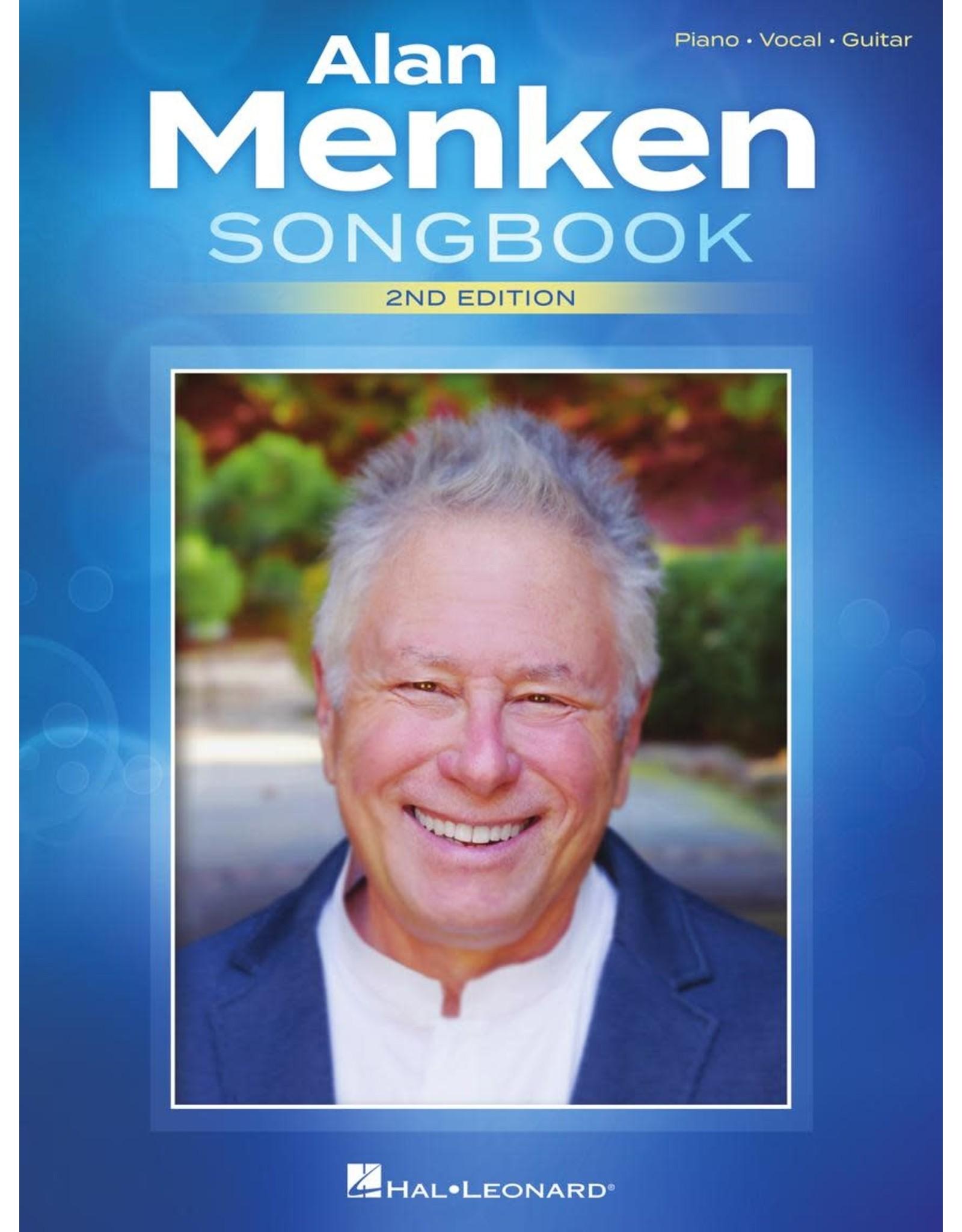 Hal Leonard Alan Menken Songbook - 2nd Edition