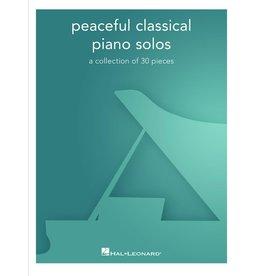 Hal Leonard Peaceful Classial Piano Solos