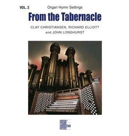 Jackman Music From the Tabernacle Volume 2 Clay Christiansen, Richard Elliott, and John Longhurst