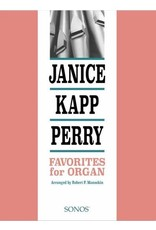 Jackman Music Janice Kapp Perry Favorites for Organ arr. Robert Manookin