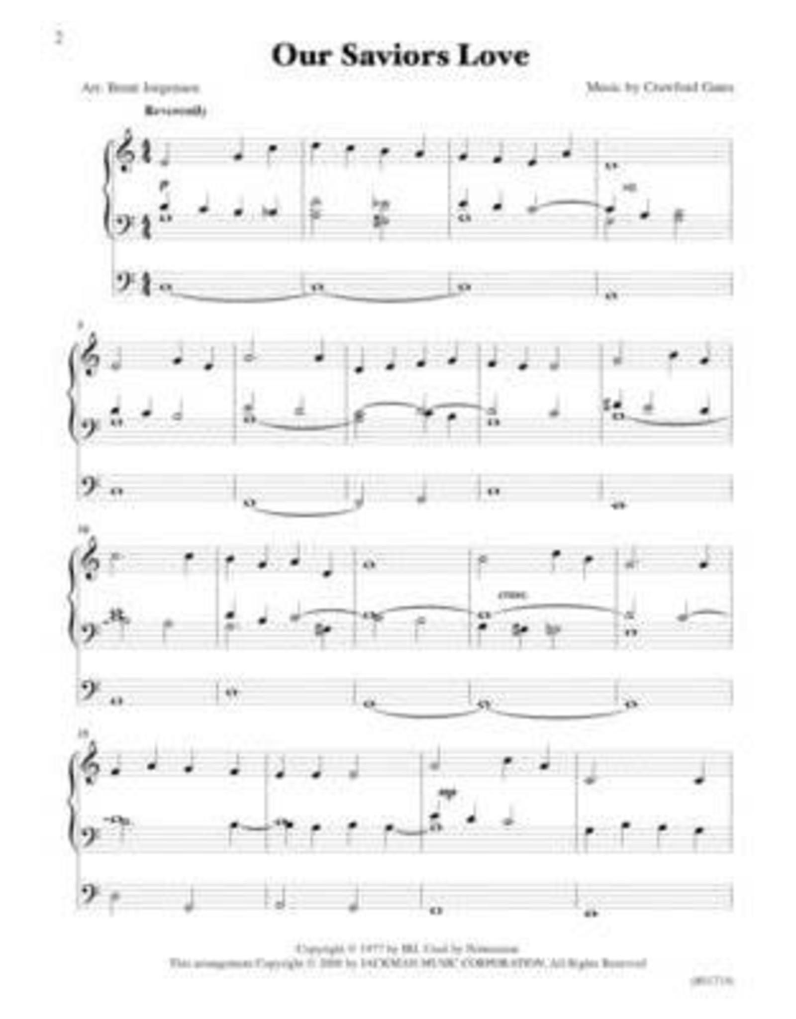 Jackman Music New Organist 4 arr. Brent Jorgensen