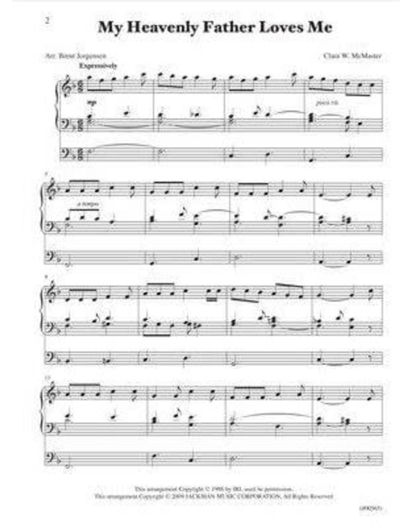 Jackman Music New Organist 9 arr. Brent Jorgensen