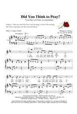 Larice Music Hymns of Joy Volume 1 - Vocal Duets arr. Larry Beebe