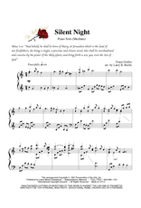 Larice Music Three Piano Solos for Christmas, Volume 1 arr. Larry Beebe
