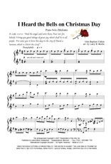 Larice Music Three Piano Solos for Christmas, Volume 2 arr. Larry Beebe