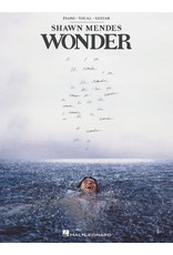 Hal Leonard Wonder - Shawn Mendes PVG
