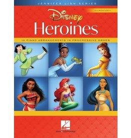 Hal Leonard Disney Heroines - 10 Piano Arrangements in Progressive Order arr. Jennifer Linn
