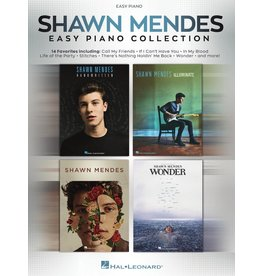 Hal Leonard Shawn Mendes - Easy Piano Collection