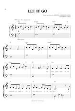Hal Leonard Frozen - Big Note Piano