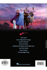 Hal Leonard Frozen II Music from the Motion Picture - 5 Finger