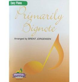 Jackman Music Primarily Bignote arr. Brent Jorgensen