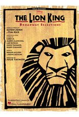 Hal Leonard Lion King - Vocal Selections from the Broadway Musical