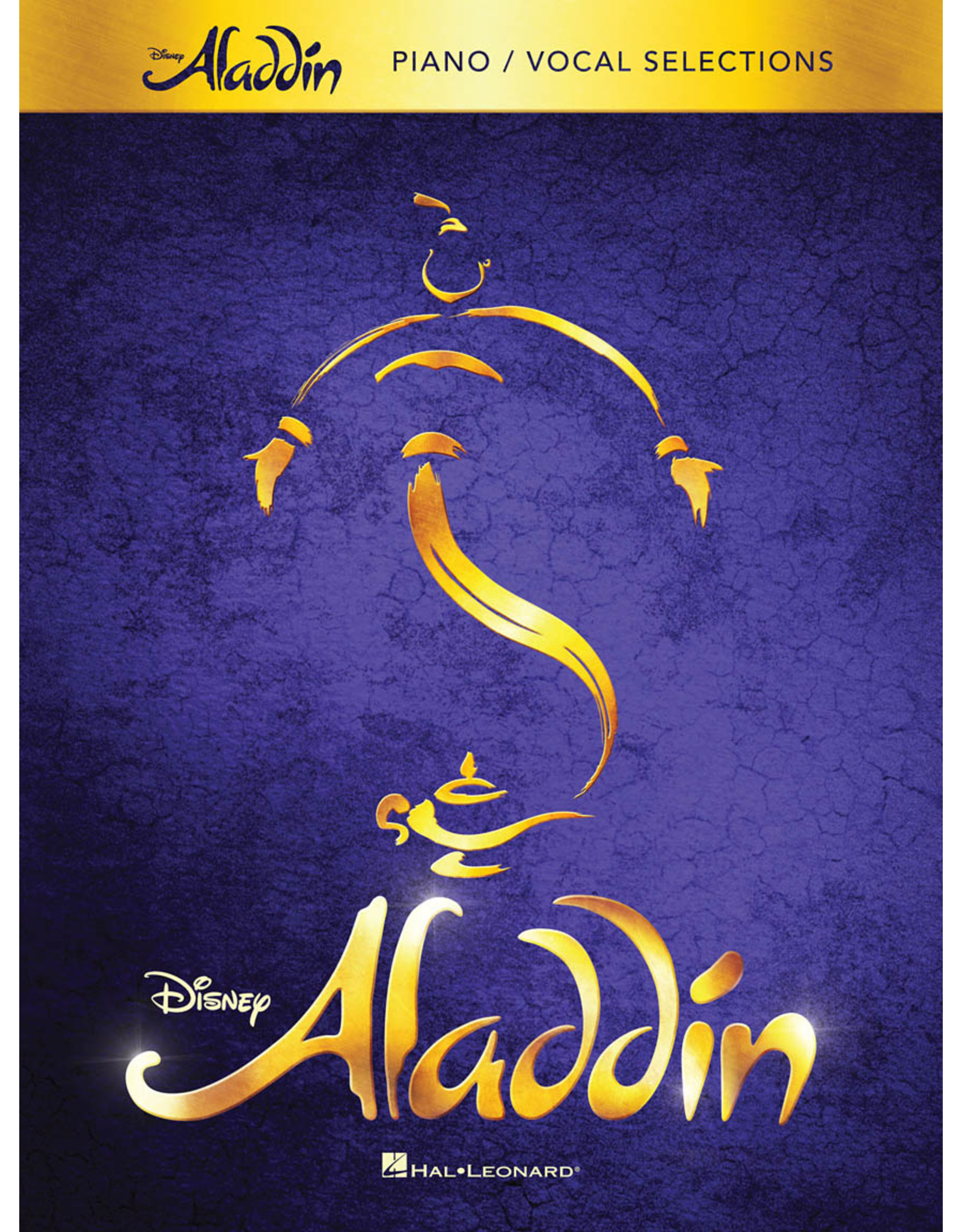 Hal Leonard Aladdin - Broadway Musical Piano/Vocal Selections
