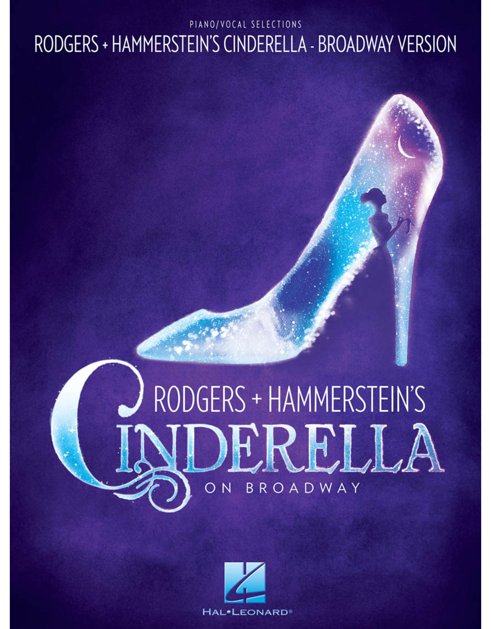 Hal Leonard Rodger's and Hammerstein's Cinderella on Broadway