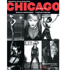 Hal Leonard Chicago - Broadway Edition - Vocal Selections