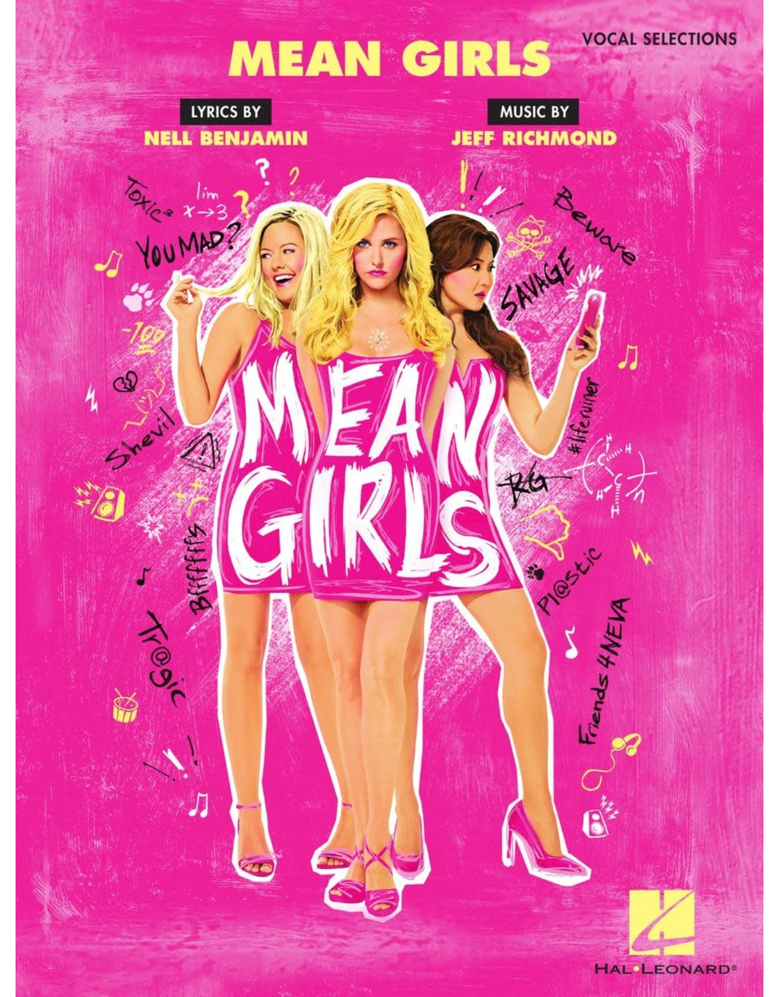 Hal Leonard Mean Girls - Vocal Selections from the Musical