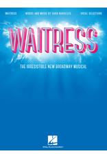 Hal Leonard Waitress - Vocal Selections