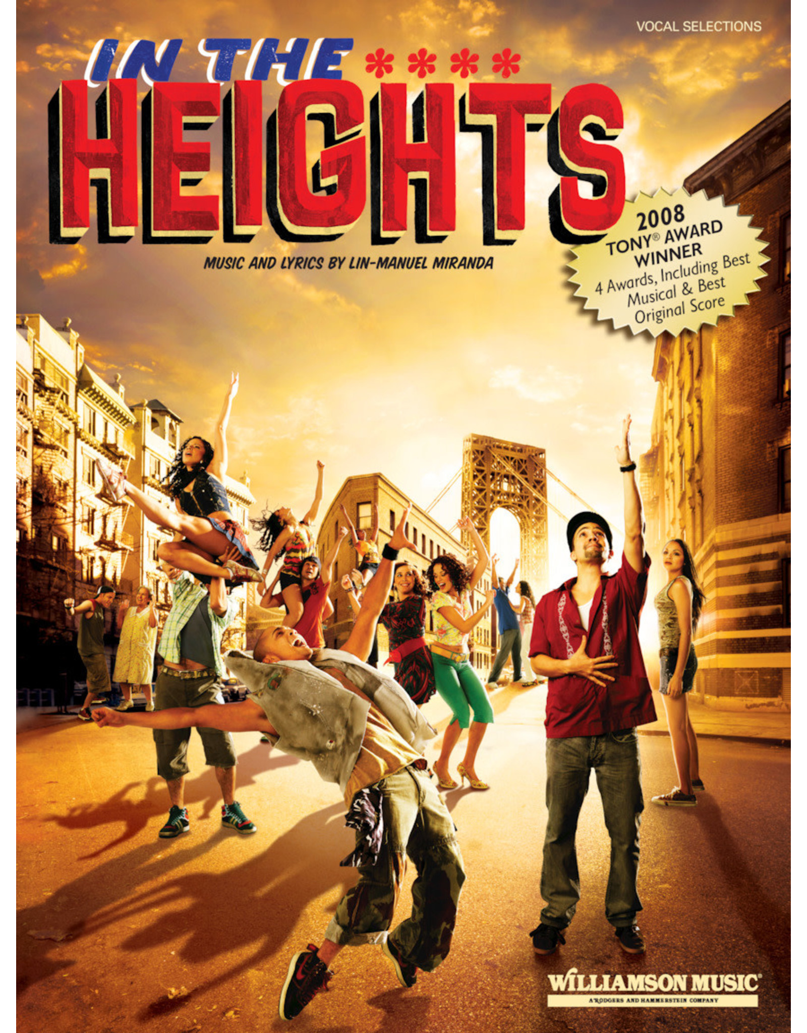 Hal Leonard In The Heights - Vocal Selections
