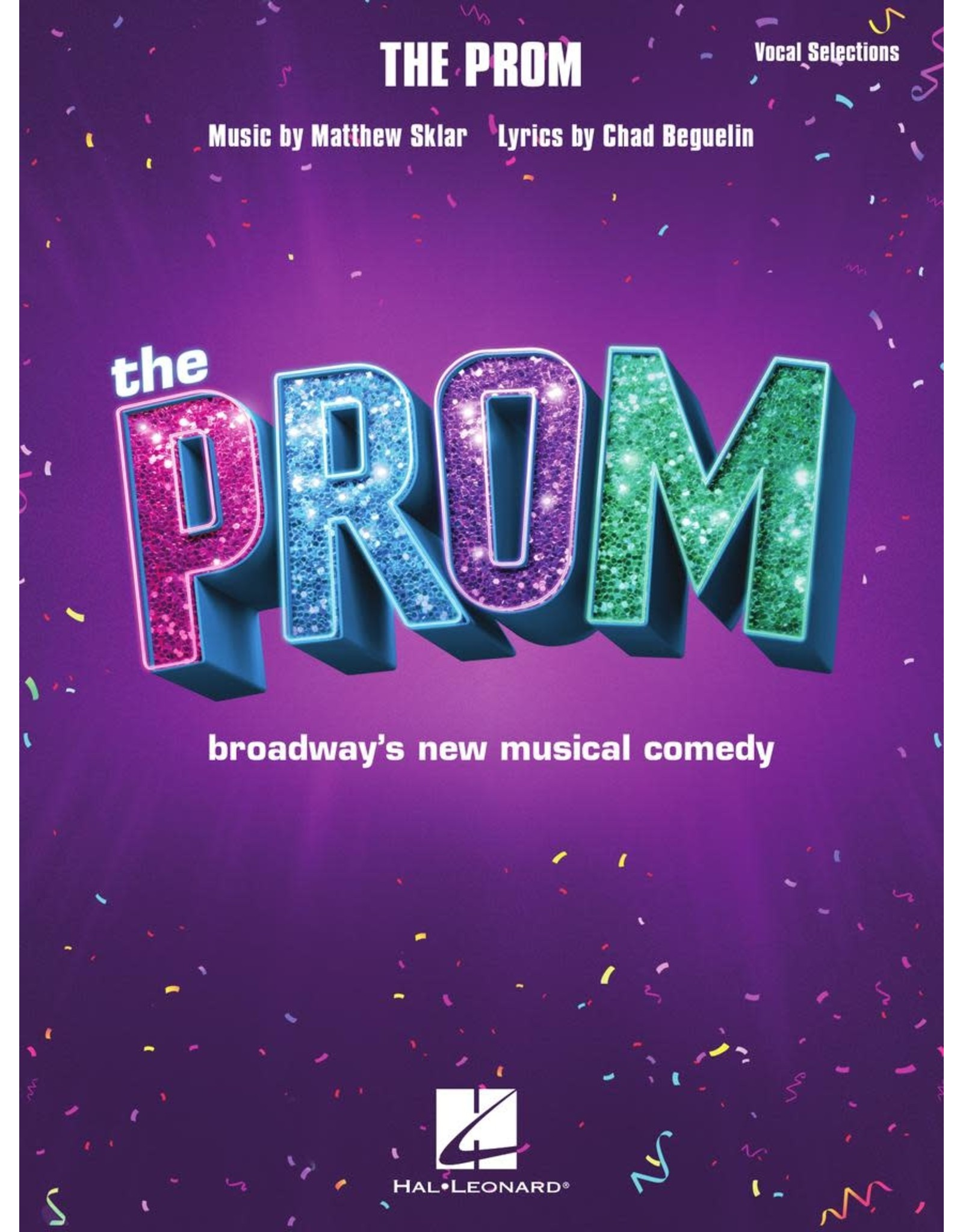 Hal Leonard Prom - Vocal Selections from the Broadway Musical