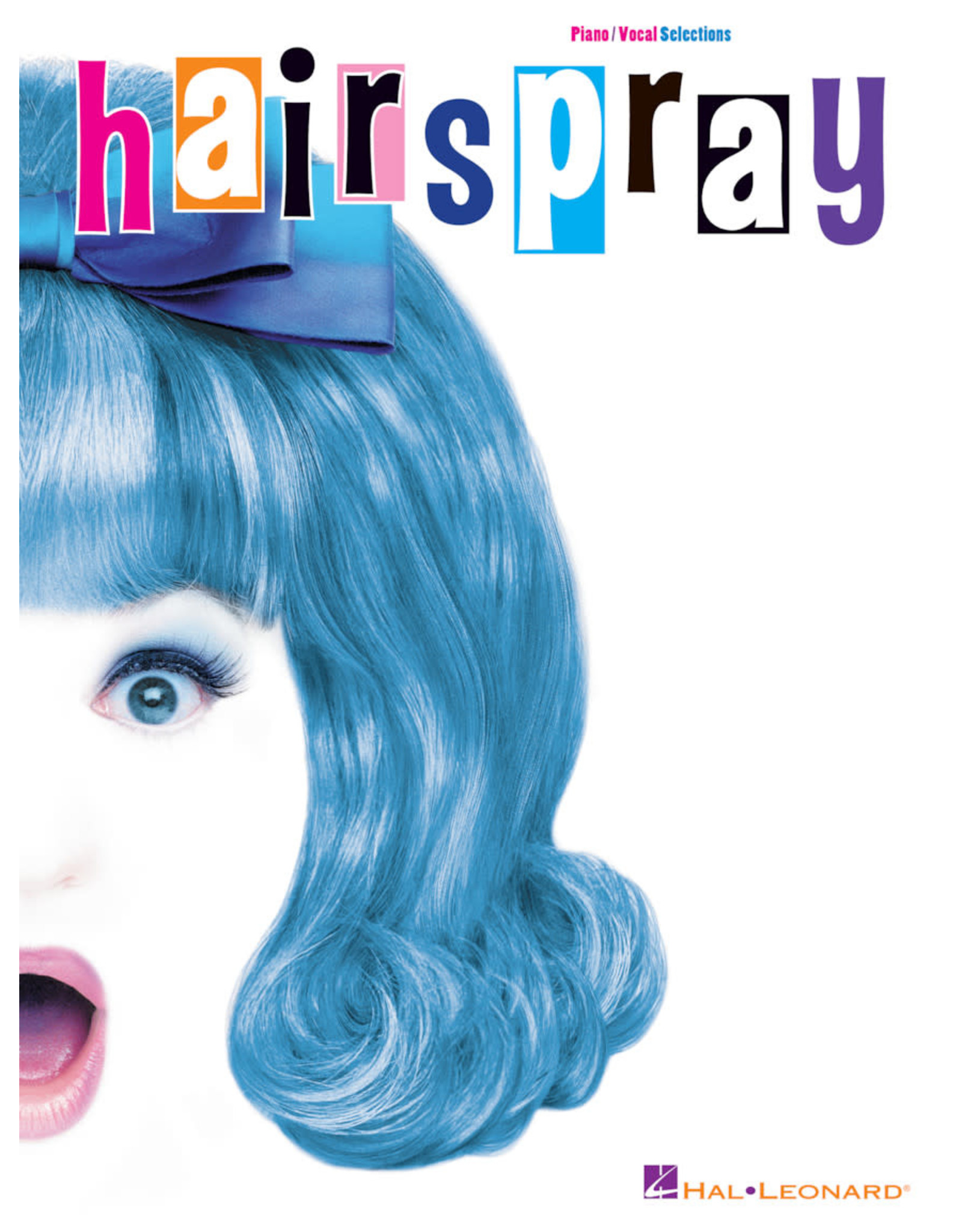 Hal Leonard Hairspray - Vocal Selections from the Broadway Musical