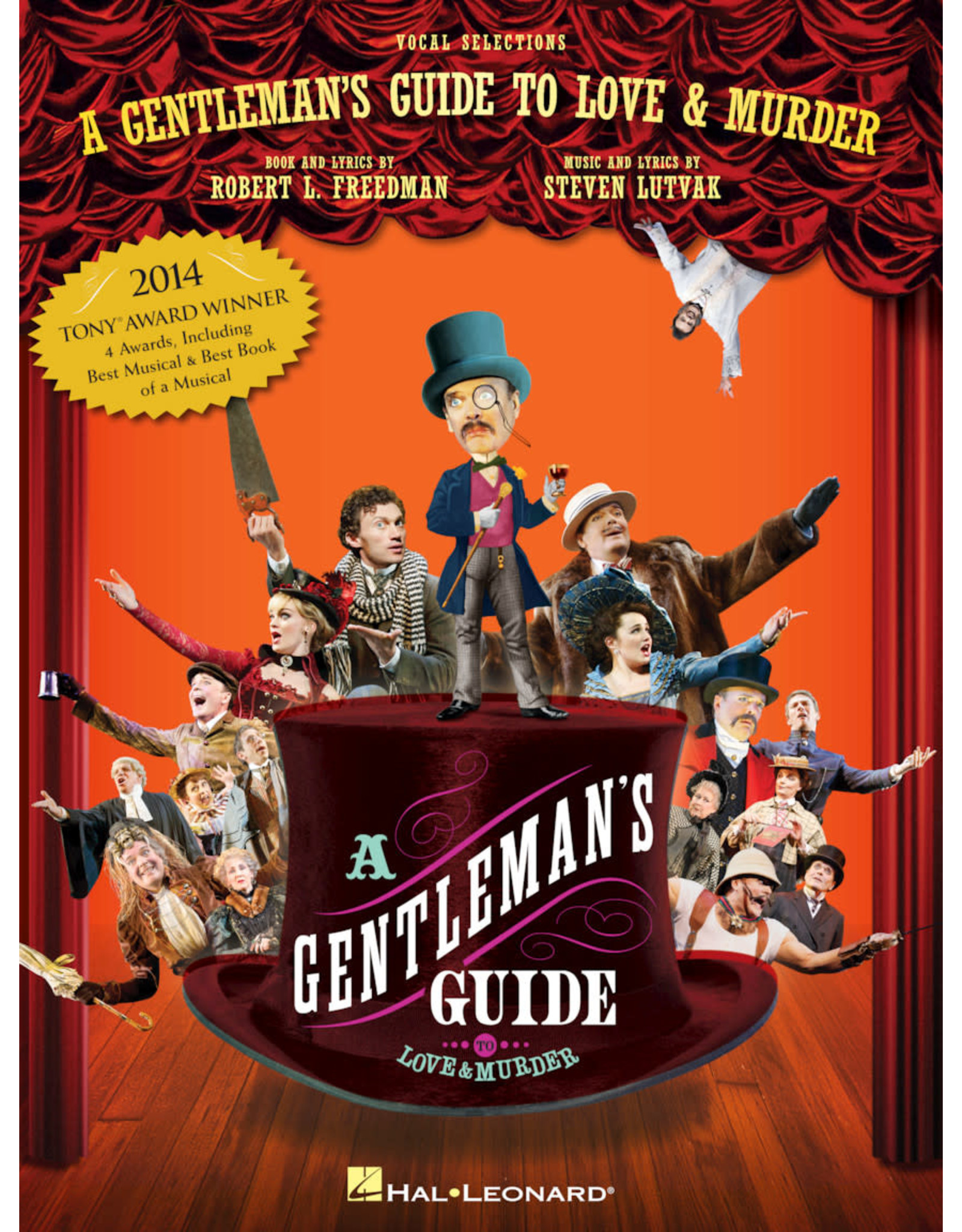 Hal Leonard Gentleman's Guide to Love and Murder - Vocal Selections