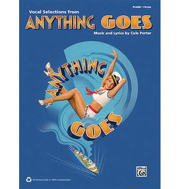 Hal Leonard Anything Goes (2011 Revival Edition) by Cole Porter