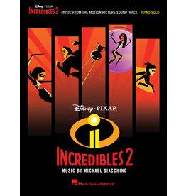 Hal Leonard Incredibles 2 - Piano Solo Songbook
