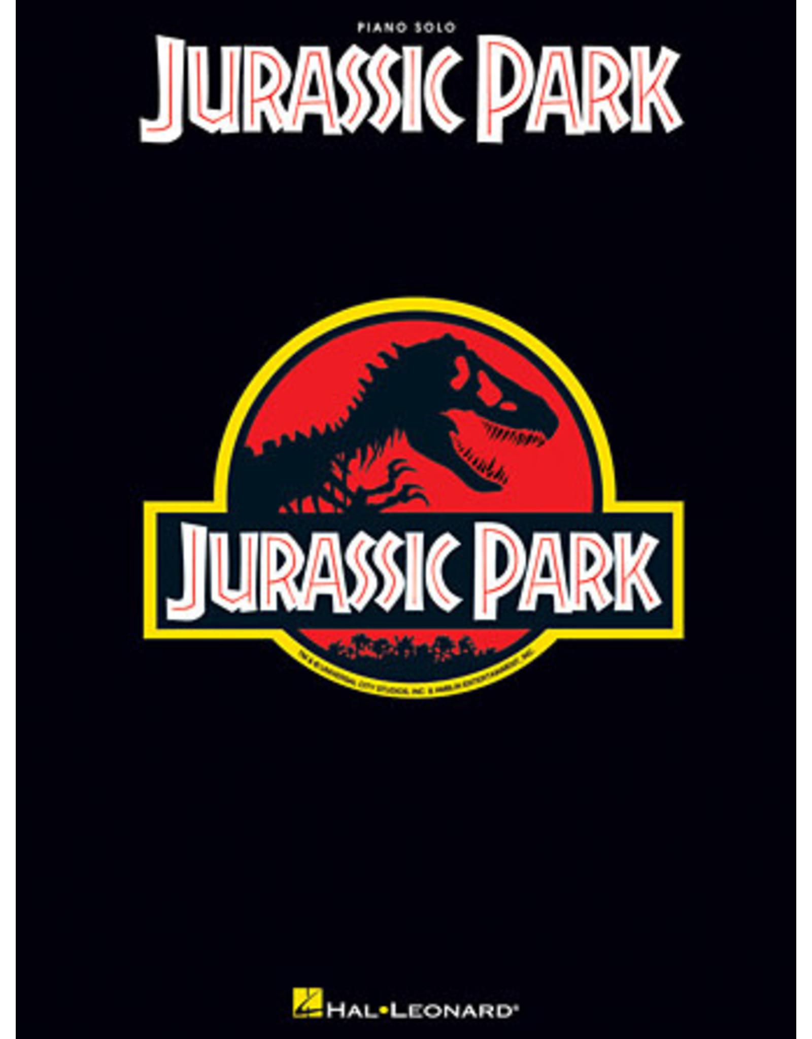 Hal Leonard Jurassic Park - Piano Solos from the Movie