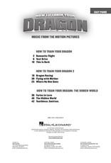 Hal Leonard How to Train Your Dragon - Easy Piano